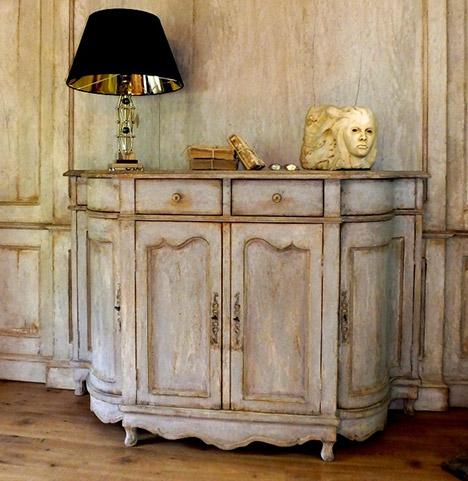 Mobile salotto provenzale idee per il design della casa - Dipingere mobili legno stile provenzale ...
