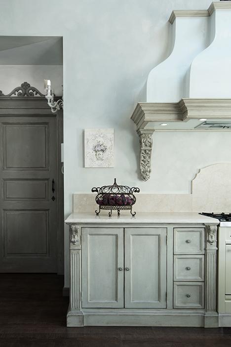 Arredamenti per cucine e negozi realizzazione cucine su misura firenze - Cucine stile provenzale ...