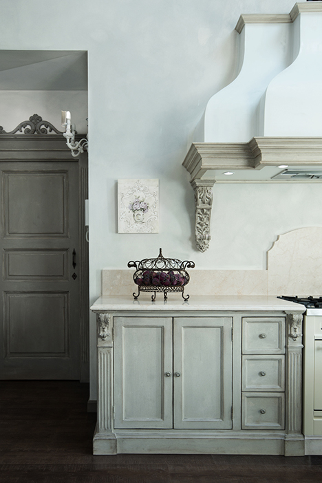 Arredamenti per cucine e negozi realizzazione cucine su - Cucine stile francese ...