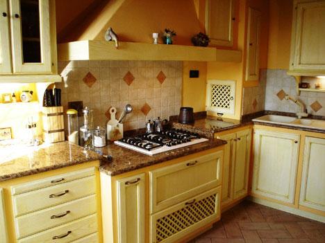 Mobili Su Misura Cucine E Arredamenti Su Misura Cucine Country E Pictures to ...