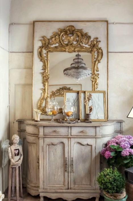 Mobili in stile provenzale lavori eseguiti dalla falegnameria biagioni firenze - Stile provenzale mobili ...
